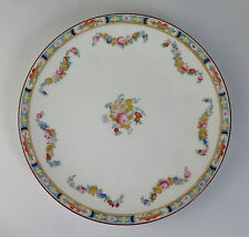 "Minton porcelain 'Rose' pattern 4807. 9½"" round cake plate. 1912-1950"