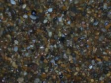 SELLER FAVORITE 30 LB RARE AND COLORFUL LARGE SAND AQUARIUM SUBSTRATE COLORS!!
