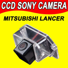 Sony CCD Mitsubishi Lancer AUTO CAR REVERSE CAMERA rear view parking backup GPS