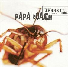 PAPA ROACH Infest [Edited Version] CD