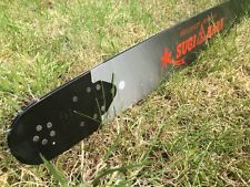 "DR2T-3Q91-A 28"" Pro Solid Sugihara Chainsaw Bar 3/8 .063 115 D/L Dolmar PS-9010"