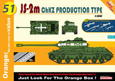 1/35 Cyber Hobby Russian JS-2m ChZK Production Type (Orange Box) #9151
