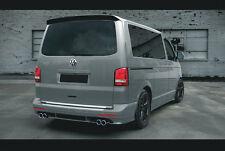 VW T5 Multivan, Caravelle, Transporter,Heckspoiler, Roof Spoiler, Dachspoiler
