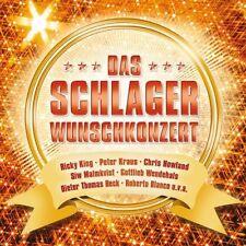 Das Schlager Wunschkonzert - Peter Kraus,Trude Herr,Siw Malmkvist / CD / NEU+OVP