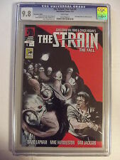 The Strain: The Fall #1 - CGC 9.8 - Convention Edition - Dark Horse - 7/13