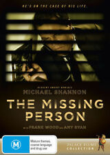 MISSING PERSON DVD REGION 4 PAL NEW
