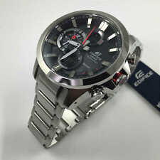 Casio Edifice Mobile Link Tough Solar World Time Watch ECB500D-1A