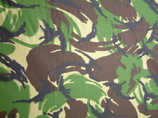 New 4 Colour Woodland Camo Ripstop fabric per metre