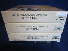 SCHNEIDER  4x4  ANTIQUE SUEDE  GRAD SE 1,2,3  (LOT OF 3)