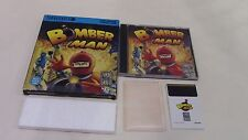 Bomberman TurboGrafx-16 TG16 Game Complete in Box CIB Tested WOW