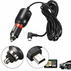 Car Vehicle DC Power Charger Adapter Cord Mini USB Cable For GARMIN GPS Nuvi 2A