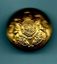 WWII LARGE BRASS ORs GENERAL SERVICE BUTTON 23mm