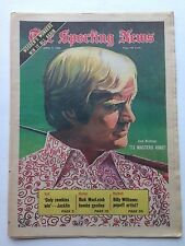 Sporting News Jack Nicklaus Masters April 7, 1973 very sharp no mailing label