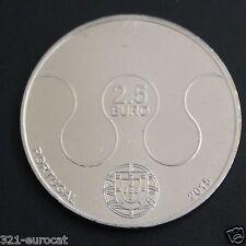 2,5 Euro Portugal - OLYMPISCHE SPIELE 2016 RIO DE JANEIRO - VORBEREITUNG - 2015