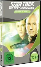 STAR TREK: THE NEXT GENERATION, Season 7.2 (4 DVDs) NEU+OVP