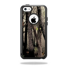 Skin Decal Wrap for OtterBox Commuter iPhone 5C Case Tree Camo