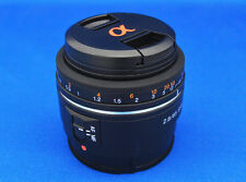 Sony SAL85F28 85mm F2.8 SAM Lens For Sony Alpha Japan Domestic Version New
