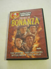 The Best Of Bonanza, 4 Classic Episodes (2003 DVD) (GS1-8)