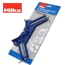"HILKA 3"" 75mm Corner Clamp cast body for picture framing mitre joints etc"