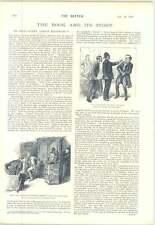 1897 An Irish Type Of Beauty Mr Grant Allen African Millionaire