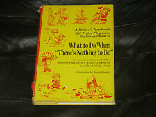 1968 WHAT TO DO WHEN THERE IS NOTHING TO DO