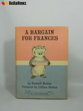 A Bargain for Frances Russell Hoban Lillian 1st/1st Dust Jacket 1970 I Can Read