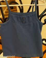 GIRLS   BLUE  FADED GLORY  TOP- SIZE 5T