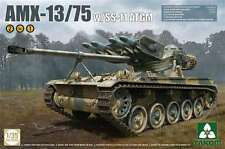 Takom (三花) 1/35 AMX-13/75 w/SS-11 ATGM French Light Tank #2038 *New*Sealed*