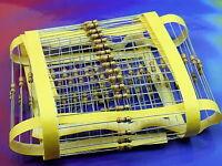 Stk.100 x Widerstand / Resistor 0.25W Widerstände10 Ohm - 10 Kohm AUSWAHL #R125*