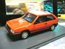 Vw volkswagen polo 3 MKIII Coupe g40 rouge red GT 1992 Neo résine highenddet. 1:43