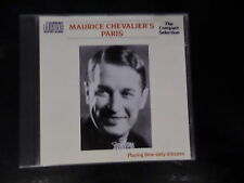 CD ALBUM - Maurice Chevalier - PARIS