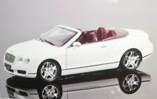 Bentley Continental GTC (weiss)