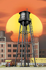 Walthers Cornerstone 933-2825 HO City Water Tower Built-ups Structure