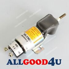 1751 series 12V Throttle Solenoid for Hatz Diesel SYNCHRO-START/Woodward Genie