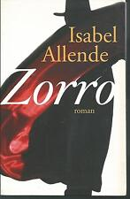 Zorro.Isabel ALLENDE.Le Club  SF59
