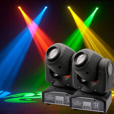 2PCS 60W RGBW Beam LED Moving Head Stage Light DMX Disco DJ Party Xmas Lighting