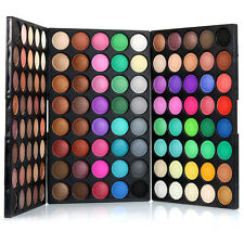 Cosmetics Shimmer Eyeshadow Natural 120 Colors Earth color Lasting