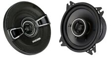 "KICKER 41ksc44 4"" 10cm Coassiale Altoparlanti Audio per Auto - 75w RMS"