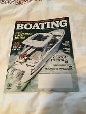 Boating Magazine November/December 2016 | How to Winterize your Motor