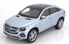 NOREV 2015 Mercedes Benz GLE C292 Coupe Silver Metallic (DEALER) 1:18 *New Item!