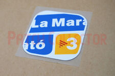La Marato TV3 Patch Espanyol vs Barcelona Home 2010/11 Sleeve Soccer Patch