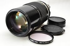 *Excellent++* Nikon Nikkor 200mm f/4 Ais Ai-s Lens with Filter From Japan #N797