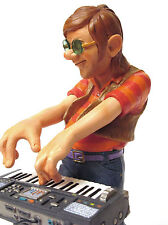Big Bang Band *Keyboarder* Musikgruppe Musiker Skulptur Figur 20502