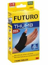 FUTURO Deluxe Thumb Stabilizer S-M Moderate Stabilizing 1 Each