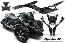 CAN-AM BRP SPYDER RS GS GRAPHICS KIT CREATORX DECALS SPIDERX S