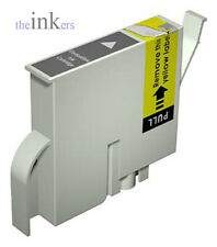 1 X COMPATIBLE  BLACK INK CARTRIDGE REPLACE EPSON T1281
