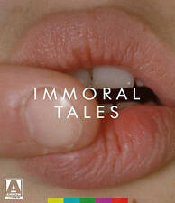 IMMORAL TALES DVD DISC ONLY UNWATCHED LIKE NEW READ DESCRIPTION 1ST ARROW VIDEO!