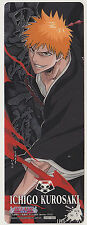 Bleach The Card Gum Bookmark Part 11 #1 Ichigo Kurosaki