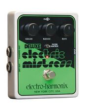 EHX Electro Harmonix Deluxe Electric Mistress XO Analog Flanger Guitar Effects