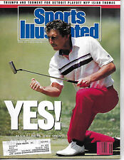 SPORTS ILLUSTRATED - FEATURING HALE IRWIN FROM JUNE 25, 1990